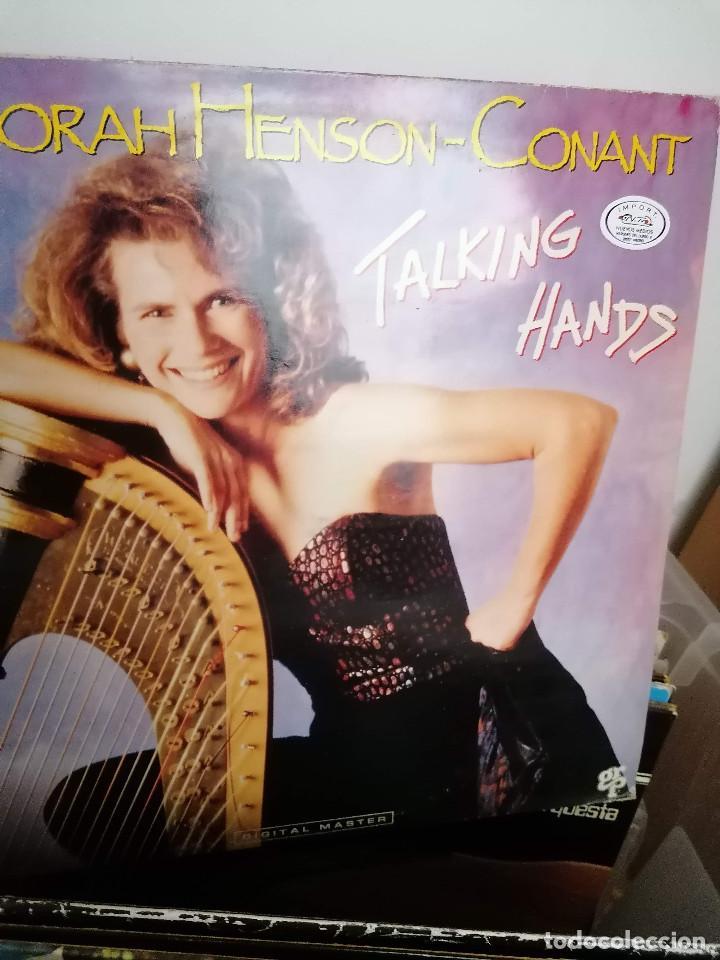 Discos de vinilo: gran caja de discos lote de 105 discos varios estilos todos LP - Foto 28 - 261105850