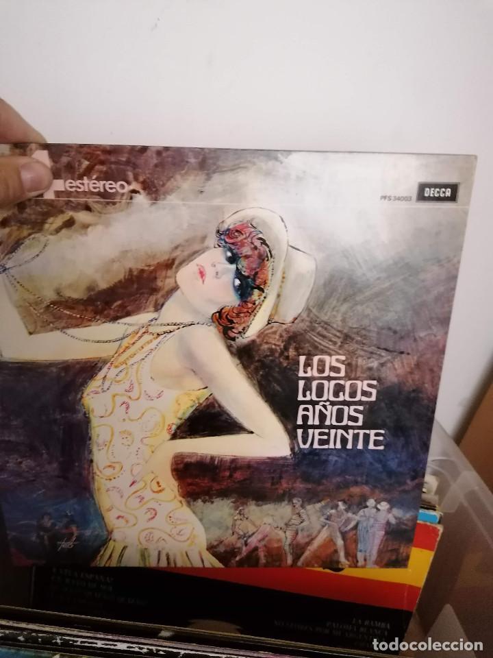 Discos de vinilo: gran caja de discos lote de 105 discos varios estilos todos LP - Foto 31 - 261105850