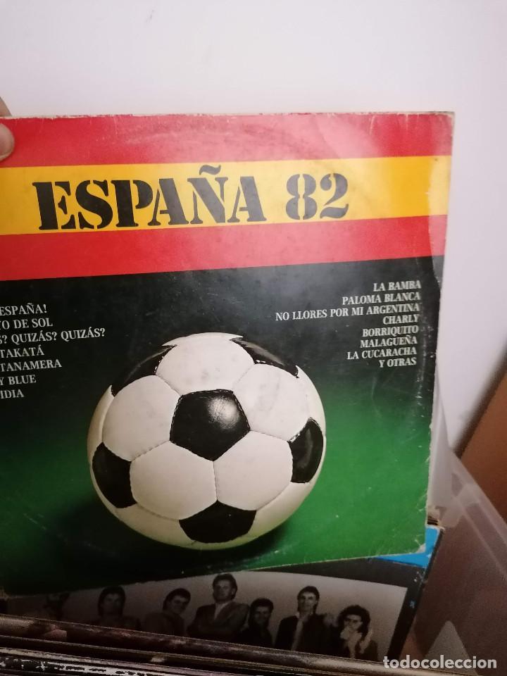 Discos de vinilo: gran caja de discos lote de 105 discos varios estilos todos LP - Foto 32 - 261105850