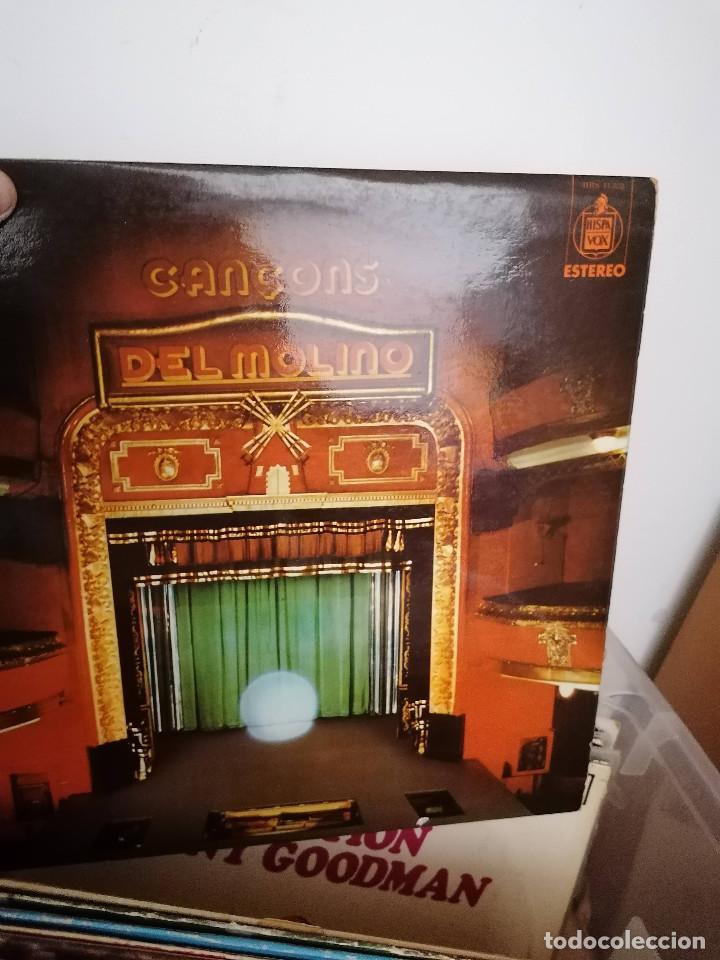 Discos de vinilo: gran caja de discos lote de 105 discos varios estilos todos LP - Foto 35 - 261105850