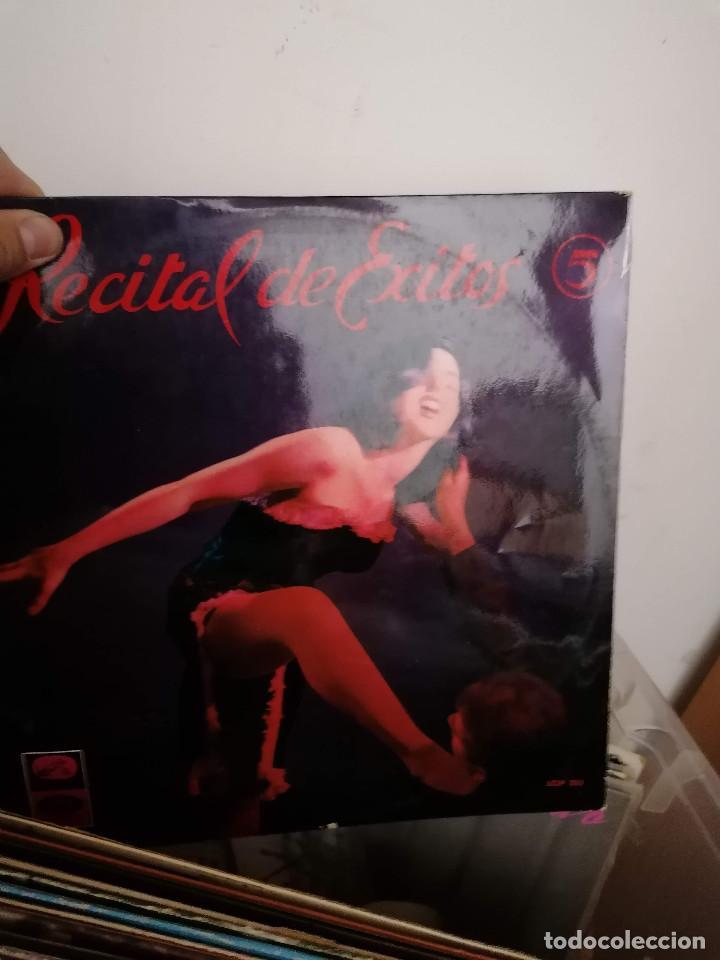 Discos de vinilo: gran caja de discos lote de 105 discos varios estilos todos LP - Foto 37 - 261105850