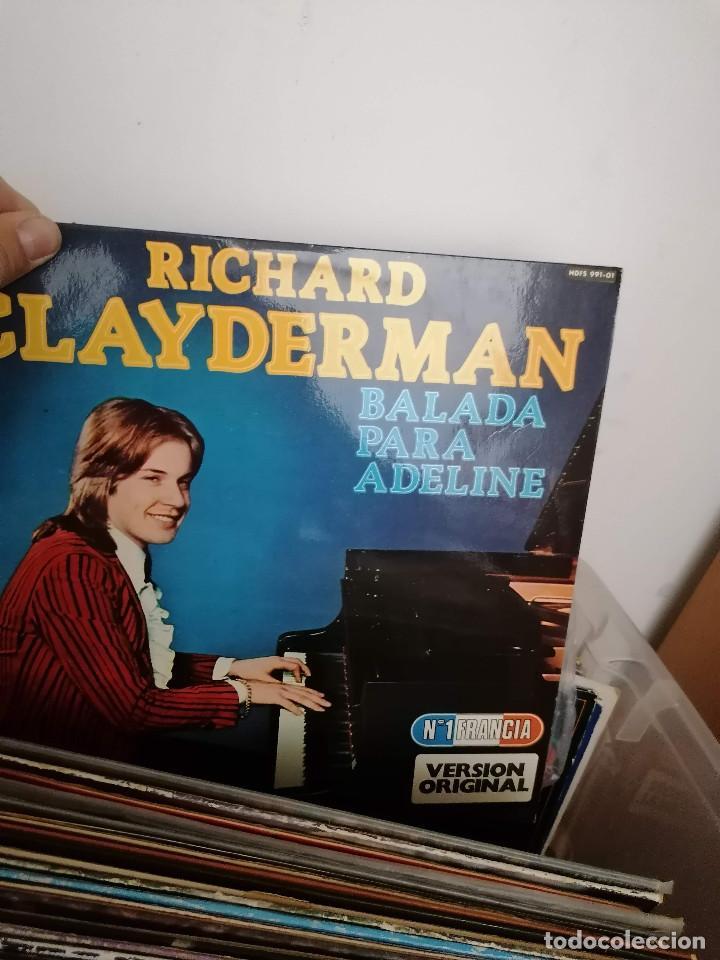 Discos de vinilo: gran caja de discos lote de 105 discos varios estilos todos LP - Foto 41 - 261105850
