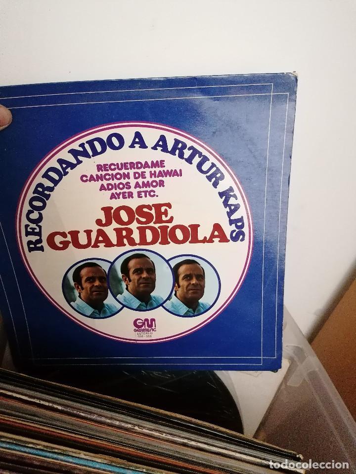 Discos de vinilo: gran caja de discos lote de 105 discos varios estilos todos LP - Foto 43 - 261105850