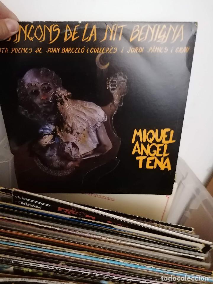 Discos de vinilo: gran caja de discos lote de 105 discos varios estilos todos LP - Foto 46 - 261105850