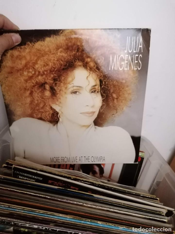 Discos de vinilo: gran caja de discos lote de 105 discos varios estilos todos LP - Foto 47 - 261105850