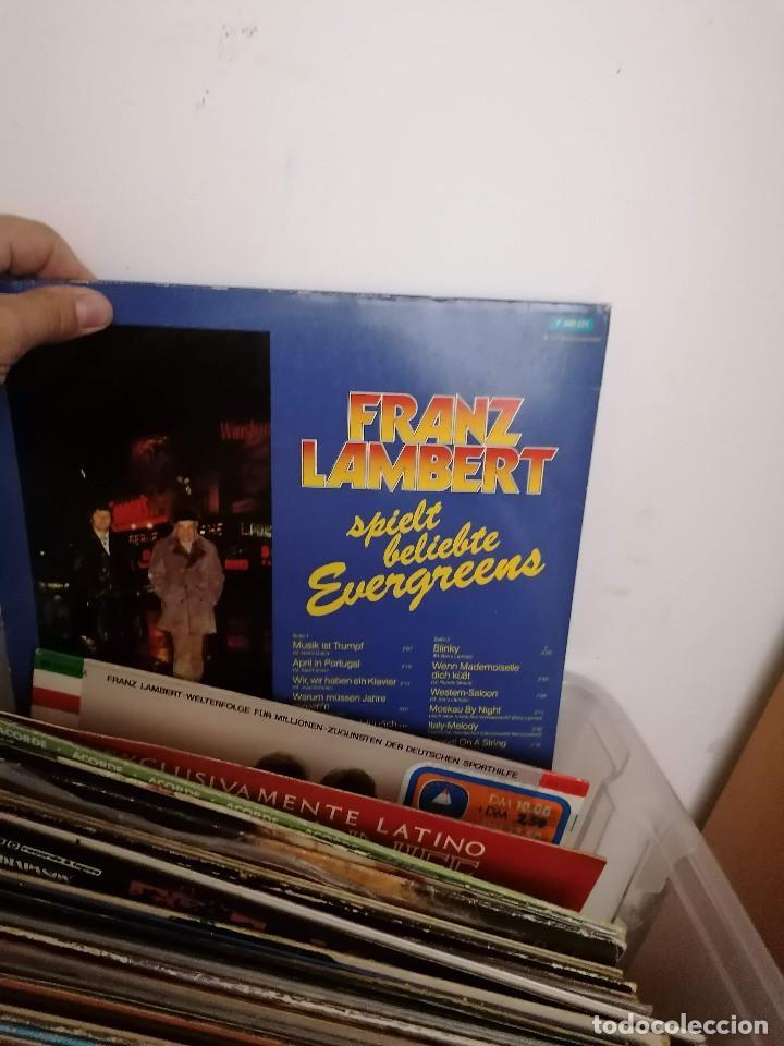 Discos de vinilo: gran caja de discos lote de 105 discos varios estilos todos LP - Foto 51 - 261105850