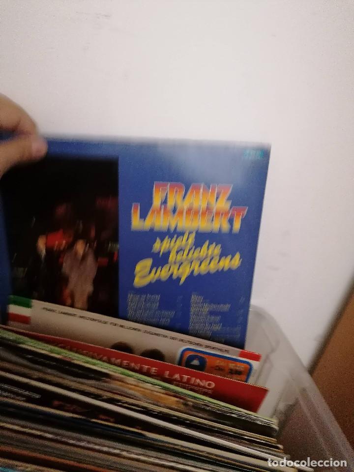 Discos de vinilo: gran caja de discos lote de 105 discos varios estilos todos LP - Foto 52 - 261105850