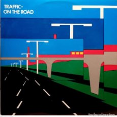 Dischi in vinile: TRAFFIC – ON THE ROAD. Lote 261119950