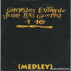 """Discos de vinilo: JUAN LUIS GUERRA 4 40* MAXI VINILO 12"""" * GRANDES EXITOS * MEDLEY * PRECINTADO!! * SPAIN 1995. Lote 261123065"""