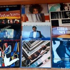 Disques de vinyle: LOTE DE 12 DISCOS DE VINILO LP DIFERENTES AUTORES.. Lote 261123870
