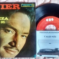 Discos de vinilo: JAVIER SOLIS. Lote 261126965