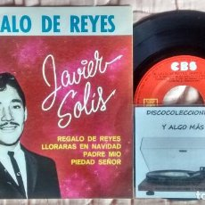 Discos de vinilo: JAVIER SOLIS. Lote 261127520