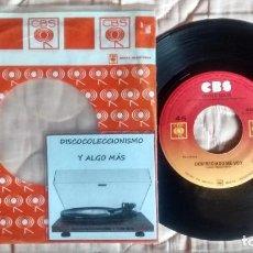 Discos de vinilo: JAVIER SOLIS. Lote 261129590