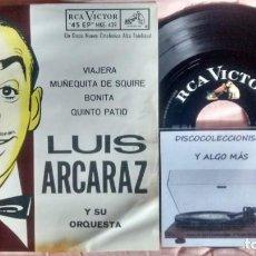 Discos de vinilo: LUIS ARCARAZ. Lote 261133410