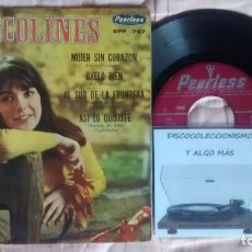 Discos de vinilo: LOS TECOLINES. Lote 261135045