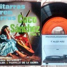 Discos de vinilo: CUCO SÁNCHEZ. Lote 261136035