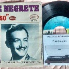 Discos de vinilo: JORGE NEGRETE. Lote 261137035
