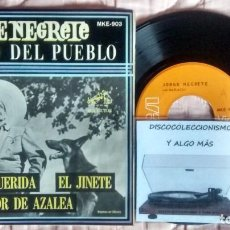 Discos de vinilo: JORGE NEGRETE. Lote 261137480