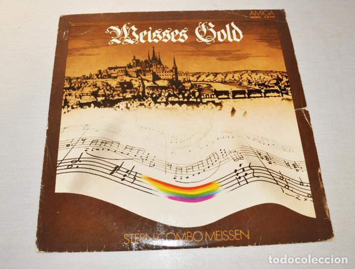 STERN-COMBO MEISSEN.ROCK .LP.VG (Música - Discos - LP Vinilo - Pop - Rock Internacional de los 90 a la actualidad)