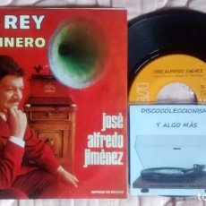 Discos de vinilo: JOSÉ ALFREDO JIMÉNEZ. Lote 261139250