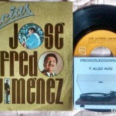 Discos de vinilo: JOSÉ ALFREDO JIMÉNEZ. Lote 261139610