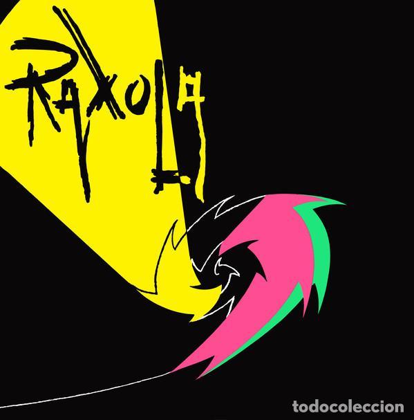 LP RAXOLA - RAXOLA - VEALS & GEEKS VAG 019 - RE 2017 - VINILO ROSA - PRECINTADO / NUEVO !!!!* (Música - Discos - LP Vinilo - Punk - Hard Core)