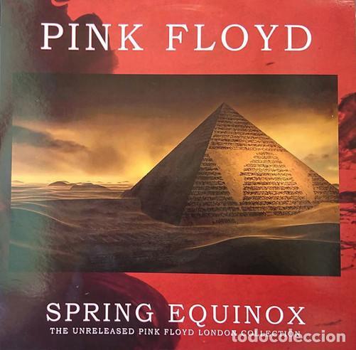 2 LP PINK FLOYD - SPRING EQUINOX (THE UNRELEASED PINK FLOYD LONDON COLLECTION) KTU 33-1 - NUEVO !!!* (Música - Discos - LP Vinilo - Pop - Rock - Internacional de los 70)