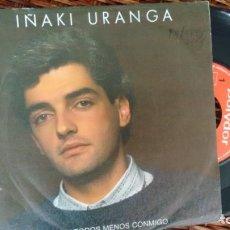 Discos de vinilo: SINGLE (VINILO) DE IÑAKI URANGA AÑOS 80. Lote 261158885