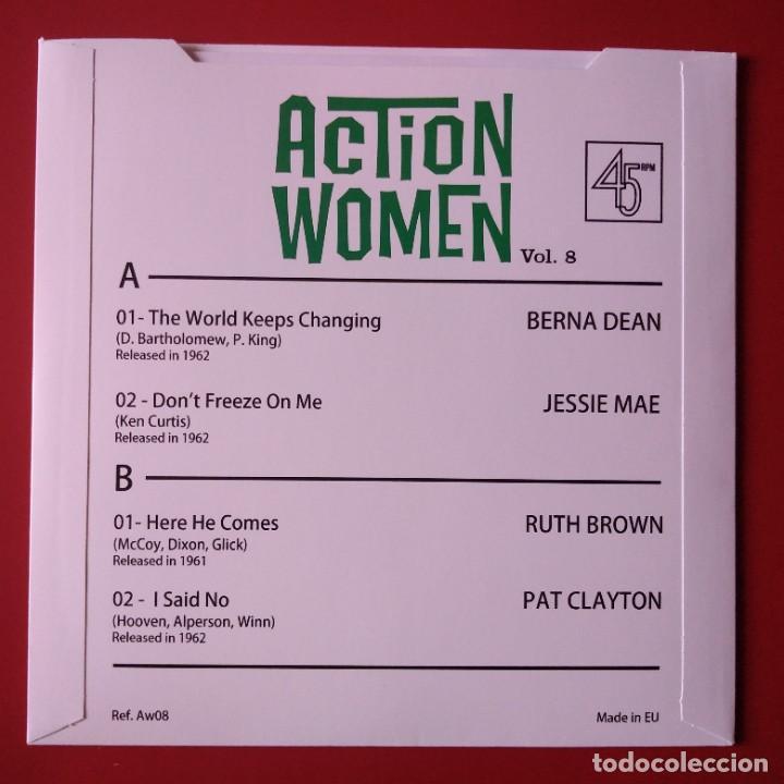 Discos de vinilo: EP Soul Action Women, vol. 8 - Foto 2 - 261171640