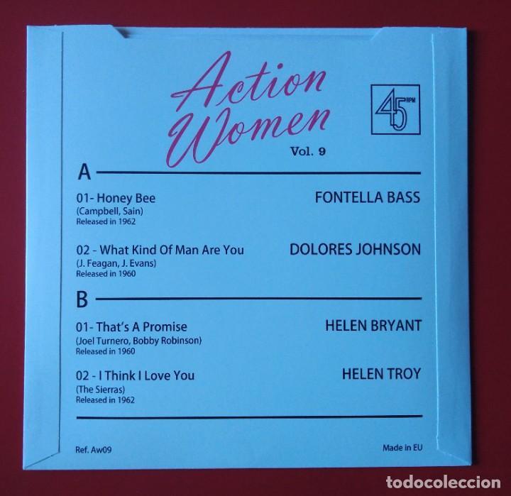 Discos de vinilo: EP Soul Action Women, Vol. 9 - Foto 2 - 261172140
