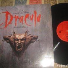 Discos de vinilo: BRAM STOKER´S DRACULA BSO WOJCIECH KILAR / BSO /(CBS-SONY 1992) OG ESPAÑA. Lote 261179285