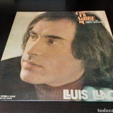 Discos de vinilo: LUIS LLACH. COM UN ARBRE NU.. Lote 261188155