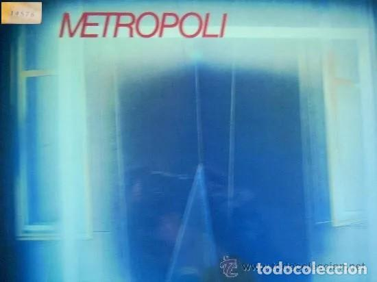 METROPOLI * LP VINILO * 1986 * SIN TREGUA * INSERT * MERMELADA / RIGOR MORTIS * RARE!! (Música - Discos - LP Vinilo - Grupos Españoles de los 70 y 80)