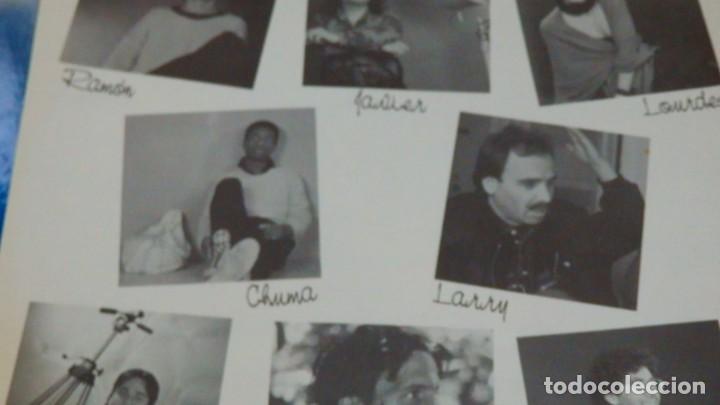 Discos de vinilo: METROPOLI * LP Vinilo * 1986 * Sin tregua * Insert * Mermelada / Rigor Mortis * RARE!! - Foto 5 - 261191415