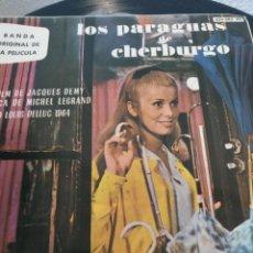 Discos de vinilo: LOS PARAGUAS DE CHERBURGO.** MICHEL LEGRAND**. Lote 261193135