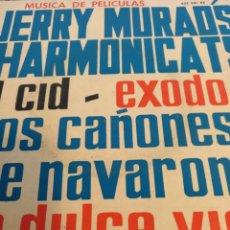 Discos de vinilo: **JERRY MURAD'S HARMONICATS**. Lote 261194240