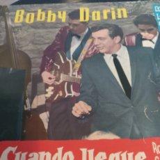 Discos de vinilo: CUANDO LLEGUE SEPTIEMBRE.** BOBBY DARIN**. Lote 261195715