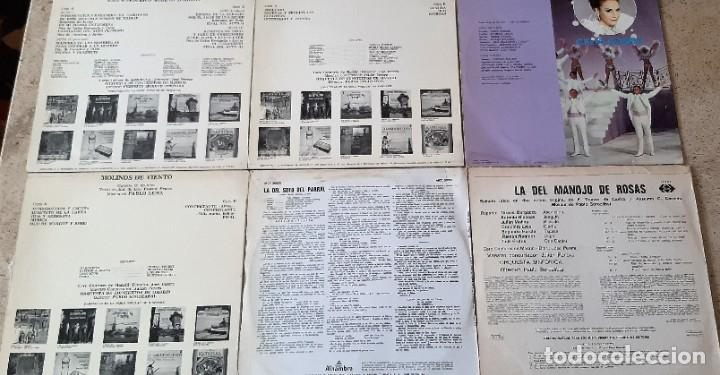 Discos de vinilo: VINILOS DE ZARZUELAS - Foto 3 - 148917406