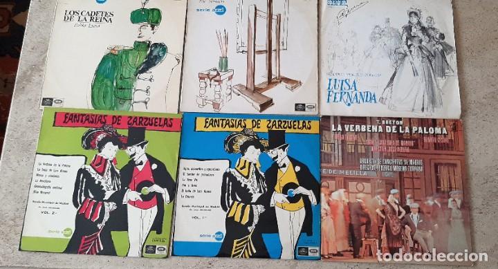 Discos de vinilo: VINILOS DE ZARZUELAS - Foto 2 - 148917406
