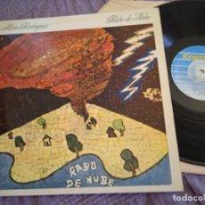 Discos de vinilo: SILVIO RODRÍGUEZ LP. RABO DE NUBE. MADE IN SPAIN. 1984. Lote 261204460
