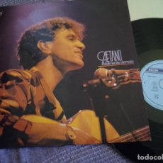Discos de vinilo: CAETANO VELOSO LP. TOTALMENTE DEMAIS. MADE IN SPAIN. 1987. Lote 261207165