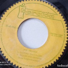 Discos de vinilo: THE TRONICS - CANTINA + 3 - EP IBEROFON 1962. Lote 261213060