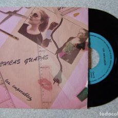 Discos de vinilo: LOS IMPECABLES.CHICAS GUAPAS + BAILE DE SOCIEDAD...DIFICIL..EX. Lote 261215185