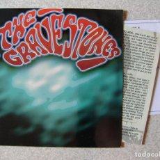 Discos de vinilo: THE GRAVESTONES.ENTRE LAS SOMBRAS + 3...EX. Lote 261215600