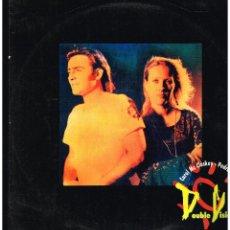 Discos de vinilo: DOUBLE VISION - ALL RIGHT - MAXI SINGLE 1995 - ED. ESPAÑA. Lote 287703428