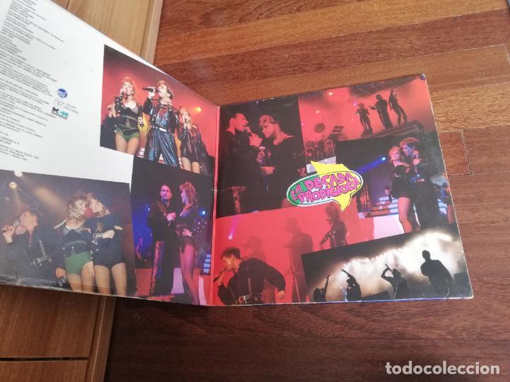 Discos de vinilo: La decada prodigiosa-lo mejor en vivo de los 60,70 y 80. Doble lp - Foto 2 - 261221310