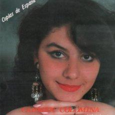 Discos de vinilo: CARMEN COLOMINA - COPLAS DE ESPAÑA / LP KMC DE 1991 / MUY BUEN ESTADO RF-9527. Lote 261224170