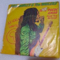 Discos de vinilo: BOB MARLEY & THE WAILERS - SE TE PUEDE AMAR. Lote 261228185