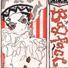 Discos de vinilo: PURE PRESURE - BAB FACE / LP ZORRO RECORDS 1992 / MUY BUEN ESTADO RF-9540. Lote 261228595