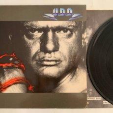Discos de vinilo: LP U.D.O. MEAN MACHINE EDICION ESPAÑOLA DE 1989 UDO. Lote 295278823